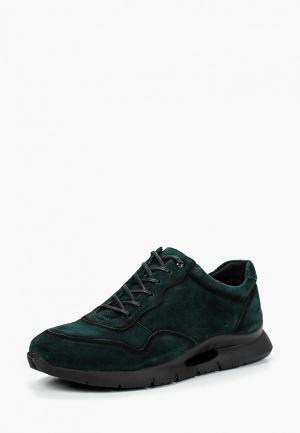 Кроссовки Calipso. Цвет: зеленый