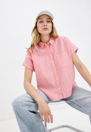 Рубашка Levis® Levi's®. Цвет: розовый