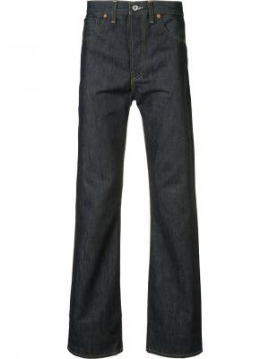 Слегка расклешенные джинсы Levis Vintage Clothing Levi's. Цвет: синий