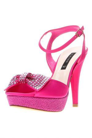 Босоножки ALBANO. Цвет: розовый