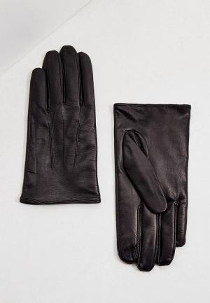 Перчатки Twinset Milano. Цвет: черный