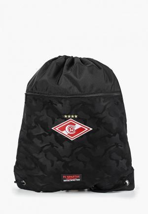 Мешок Atributika & Club™. Цвет: черный