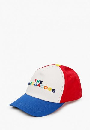 Бейсболка Marc Jacobs. Цвет: разноцветный