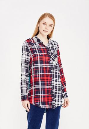 Рубашка домашняя Mia-Mia. Цвет: разноцветный