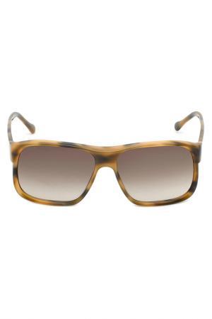 Солнцезащитные очки LOEWE. Цвет: черепаховый