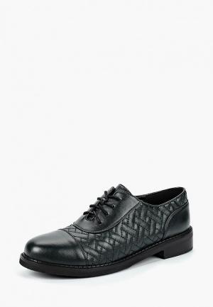 Ботинки Bona Dea. Цвет: зеленый