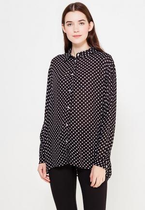 Блуза Bestia. Цвет: черный