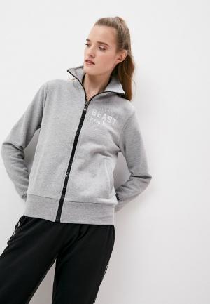 Олимпийка Plein Sport. Цвет: серый