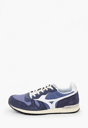 Кроссовки Mizuno. Цвет: синий