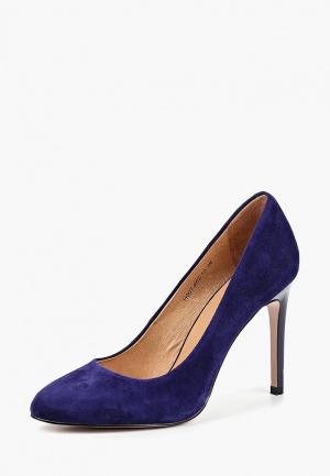 Туфли Marie Collet. Цвет: синий