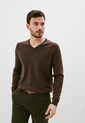 Пуловер Baldinini. Цвет: коричневый