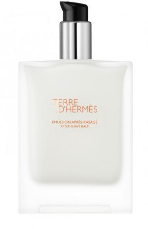 Бальзам после бритья Terre d Hermès. Цвет: бесцветный