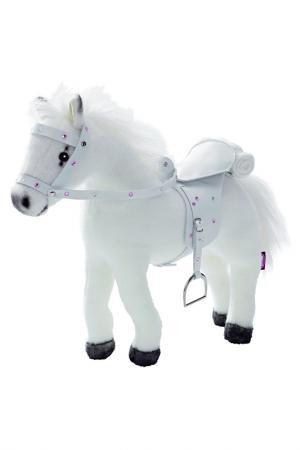 Лошадь Gotz. Цвет: белый