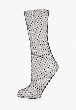 Носки Maison Close. Цвет: черный