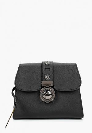 Сумка Cromia. Цвет: черный