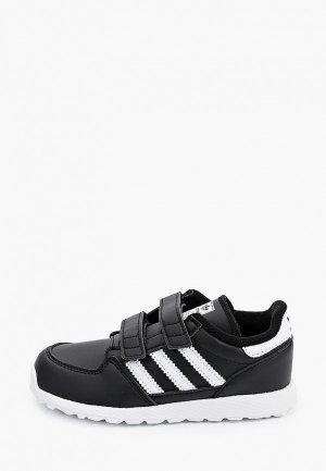 Кроссовки adidas Originals. Цвет: черный