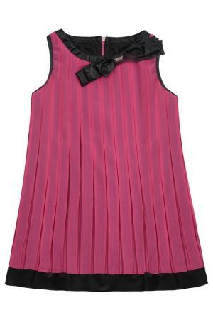 Платье DE SALITTO. Цвет: фуксия