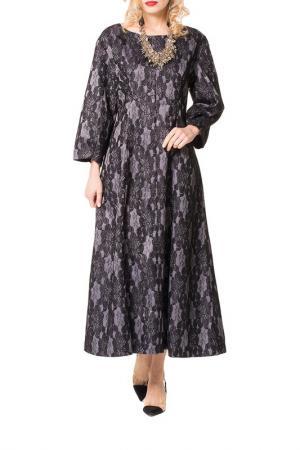 Платье KATA BINSKA. Цвет: черный