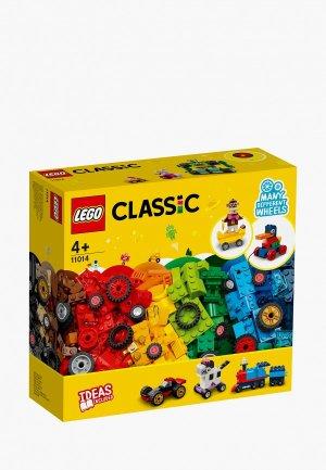 Конструктор Classic LEGO. Цвет: разноцветный
