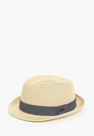 Шляпа Levis® Levi's®. Цвет: бежевый