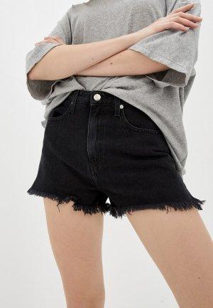 Шорты джинсовые Iro. Цвет: черный