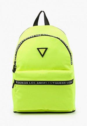 Рюкзак Guess. Цвет: зеленый