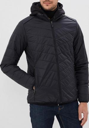 Куртка утепленная Craft. Цвет: черный