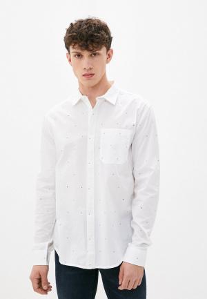 Рубашка DC Shoes. Цвет: белый