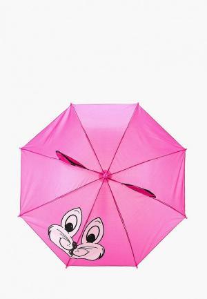 Зонт-трость Modis. Цвет: розовый