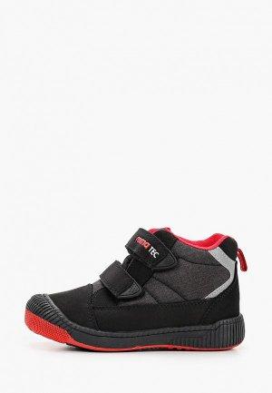 Ботинки Reima. Цвет: черный