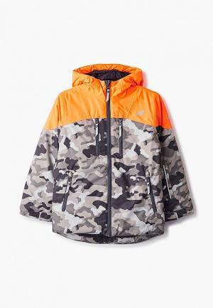 Куртка горнолыжная 4F. Цвет: серый