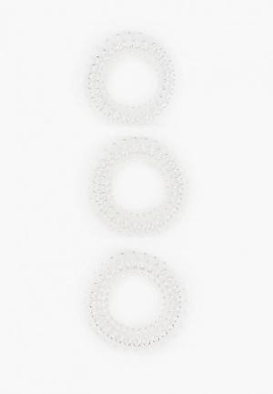 Комплект invisibobble. Цвет: прозрачный