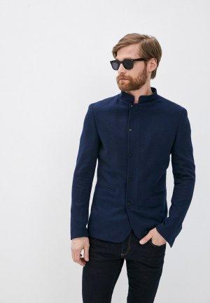 Пиджак RNT23. Цвет: синий