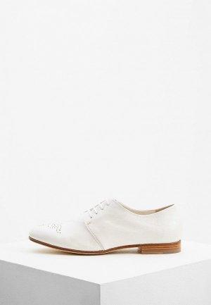 Ботинки Aldo Brue. Цвет: белый