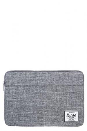 Чехол для ноутбука HERSCHEL. Цвет: серый
