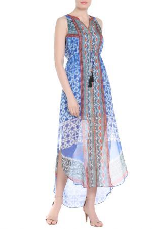 Платье HALE BOB. Цвет: принт