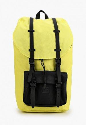 Рюкзак Herschel Supply Co. Цвет: желтый