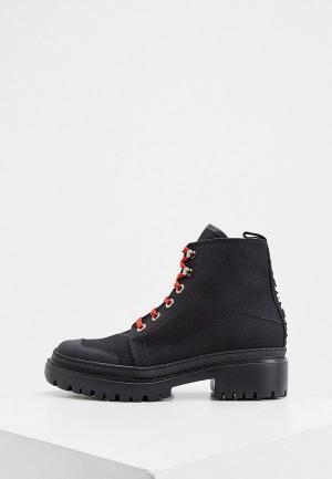 Ботинки Kalliste. Цвет: черный