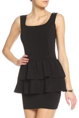 Платье DENNY ROSE. Цвет: чёрный