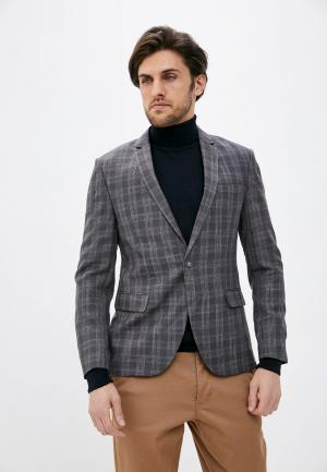 Пиджак Hopenlife. Цвет: серый