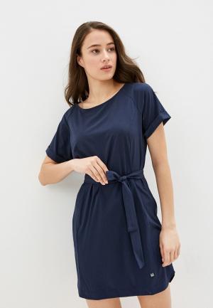 Платье Helly Hansen. Цвет: синий