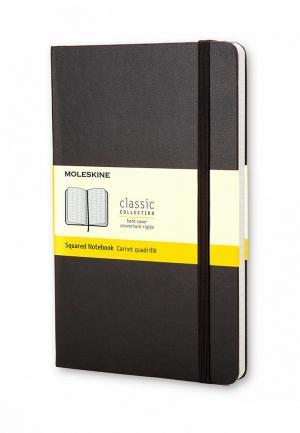 Блокнот Moleskine. Цвет: черный