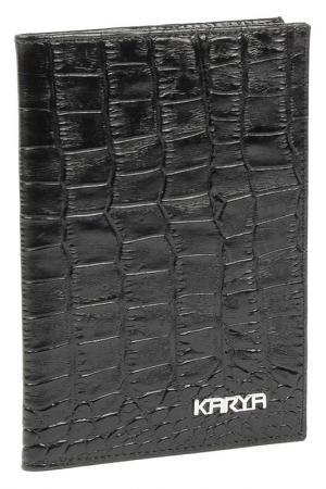 Обложка KARYA. Цвет: черный