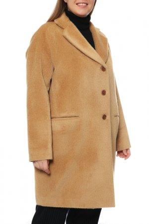 Пальто ASPESI. Цвет: коричневый