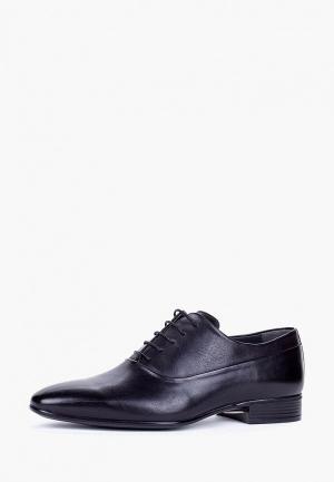 Туфли Vesba. Цвет: черный
