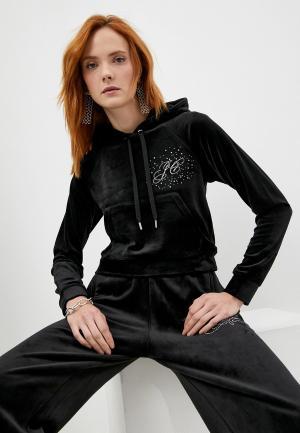 Худи Juicy Couture. Цвет: черный