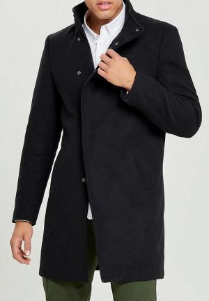 Пальто Only & Sons. Цвет: черный