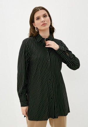 Блуза Elena Miro. Цвет: черный
