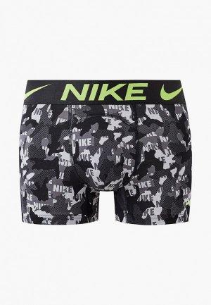 Трусы Nike. Цвет: серый