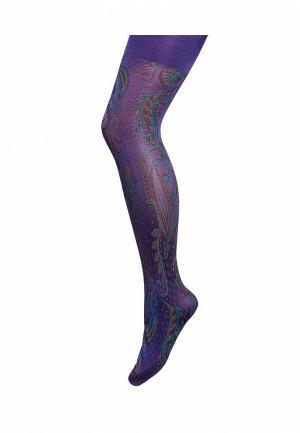 Колготки Omero. Цвет: фиолетовый